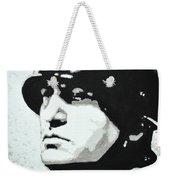 Benito Mussolini Weekender Tote Bag
