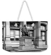 Benjamin Franklin Statue Philadelphia Weekender Tote Bag