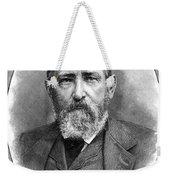 Benjamin Harrison (1833-1901) Weekender Tote Bag