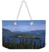 Bennet Lake Weekender Tote Bag