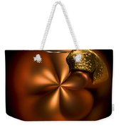 Bent Bauble Weekender Tote Bag