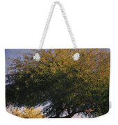 Bent But Not Broken Weekender Tote Bag by Laurie Search