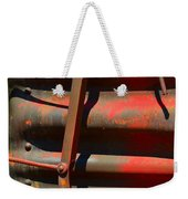 Bent Out Of Shape Weekender Tote Bag