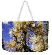 Bent Tree Weekender Tote Bag