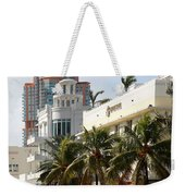 Bentley Hotel Miami Weekender Tote Bag