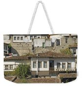 Berat Old Town In Albania Weekender Tote Bag