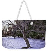 Berkshires Winter 2 - Massachusetts Weekender Tote Bag