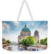 Berlin Cathedral Weekender Tote Bag