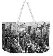 Berlin Fish Market, 1874 Weekender Tote Bag