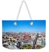 Berlin Panorama Weekender Tote Bag