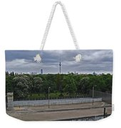 Berlin Wall No Man's Land Weekender Tote Bag