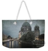 Berlin Cathedral Weekender Tote Bag
