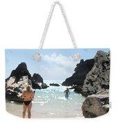 Bermuda Bikini Weekender Tote Bag