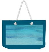 Bermuda Blues # 1 Weekender Tote Bag