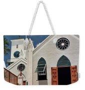 Bermuda Church Weekender Tote Bag