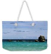 Bermuda Skies Weekender Tote Bag