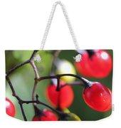 Berries 2 Weekender Tote Bag
