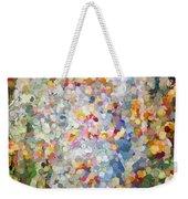 Berries Around The Tree - Abstract Art Weekender Tote Bag