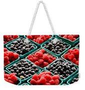 Berry Berry Nice Weekender Tote Bag