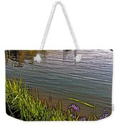 Berry Hill Pond In Gros Morne Np-nl Weekender Tote Bag