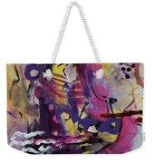 Violet Dawn Weekender Tote Bag