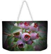 Berry Unripe Weekender Tote Bag