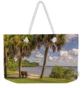 Beside The Shore Weekender Tote Bag