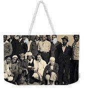 Bessie Coleman Aero Club Weekender Tote Bag