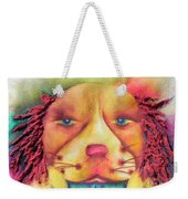 Best In Show Dog A Tude One Weekender Tote Bag