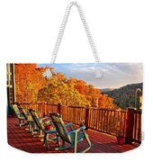Best View In Town  Weekender Tote Bag