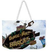 Best Water Ride In Florida Weekender Tote Bag