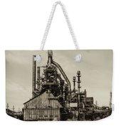 Bethlehem Pa Steel Plant   Weekender Tote Bag