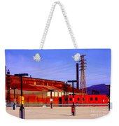 Bethlehem Steel Buildings Weekender Tote Bag