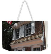 Betsy Ross House Weekender Tote Bag