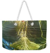 Betta Fish Moby Dick Weekender Tote Bag