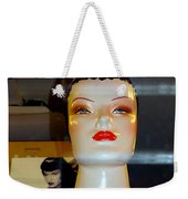 Bettie Page Lives Weekender Tote Bag