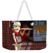Betty Boop 1 Weekender Tote Bag