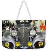 Betty Boop And Her Big Headlights Weekender Tote Bag