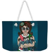 Betty Jeans Beatles Weekender Tote Bag