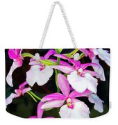 'betty' Orchid Weekender Tote Bag