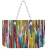 Between The Lines Weekender Tote Bag