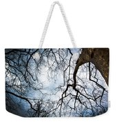 Between Times Weekender Tote Bag
