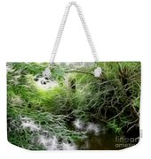 Phallic In The Grass Weekender Tote Bag