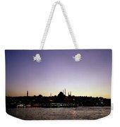 Bewitching Istanbul Weekender Tote Bag