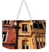 Beyoglu Old Houses 01 Weekender Tote Bag
