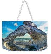 Beyond The Beach Weekender Tote Bag