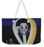 Beyond The Haze Weekender Tote Bag