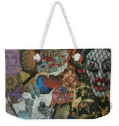 Beyond The Mask Weekender Tote Bag
