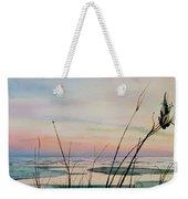 Beyond The Sand Weekender Tote Bag by Hanne Lore Koehler