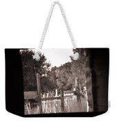 Beyond The Stable Weekender Tote Bag by Loriental Photography
